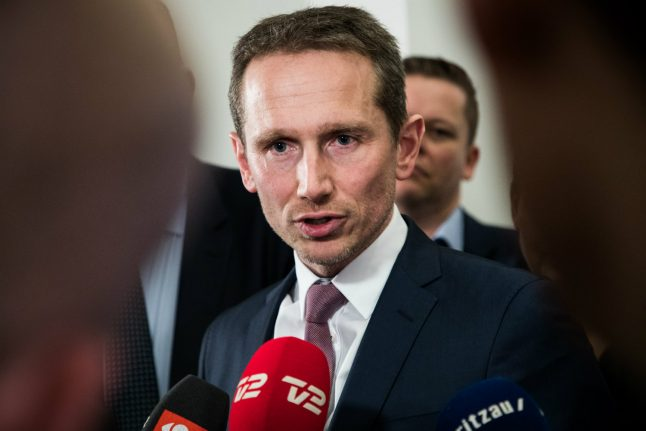 Danish minister: 'We will not pay more' to EU after Brexit