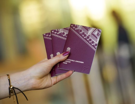 Applications for Swedish passports from Brits increased threefold in 2016