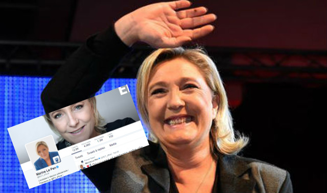 EU parliament strips Le Pen of immunity over 'shameful' Isis tweets
