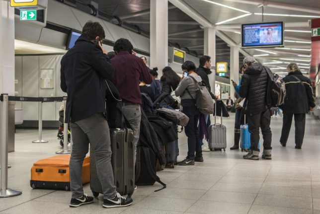 Travel turmoil expected as Berlin airport crews launch yet another strike