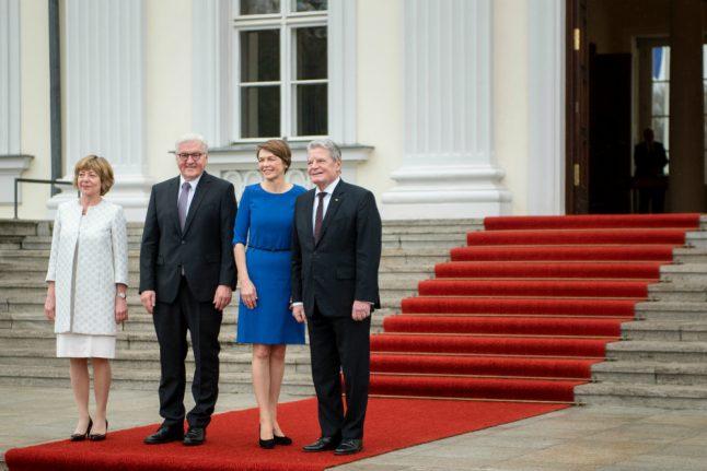 Steinmeier takes over from Gauck as Germany's President