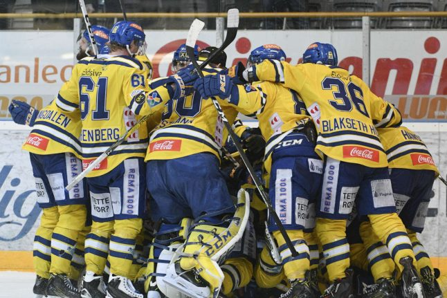 Norwegian teams set new record with 217-minute game