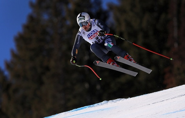 VIDEO: Italians top the podium in alpine ski world cup