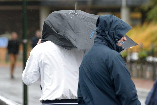 Warning as strong winds set to batter Sweden