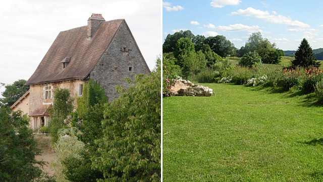 French Property of the Week – 900-year-old Knights Templar house in Dordogne (with a massive garden)