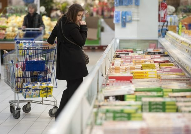 France rolls out colour-coded food labels to help public improve diet