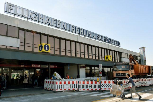 Berlin Schönefeld chosen as the worst airport in the world