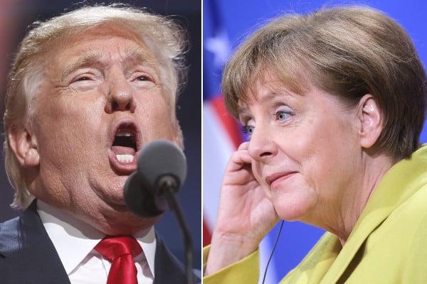 Merkel plans US meeting with Trump in mid-March