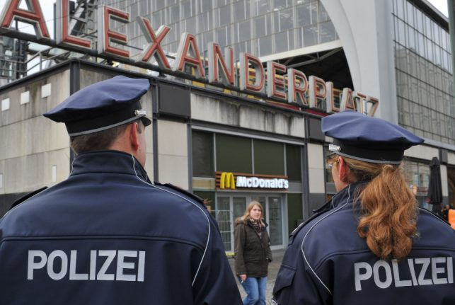 New report shows 'Berlin is growing but crime is not'