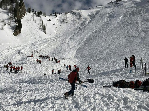 Swiss mountain guide investigated over deadly Austrian avalanche