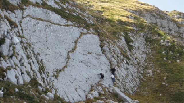 VIDEO: Footprints of Italy's largest dinosaur discovered in Abruzzo