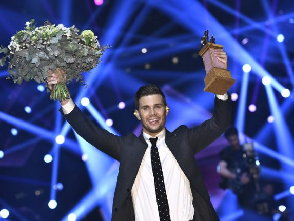 What you need to know about Sweden's new Eurovision hopeful