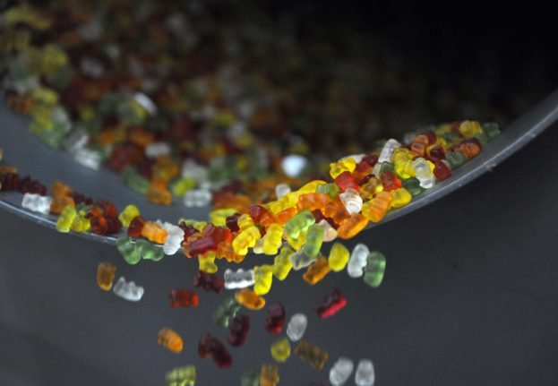 German gummy bear maker Haribo to open first US factory