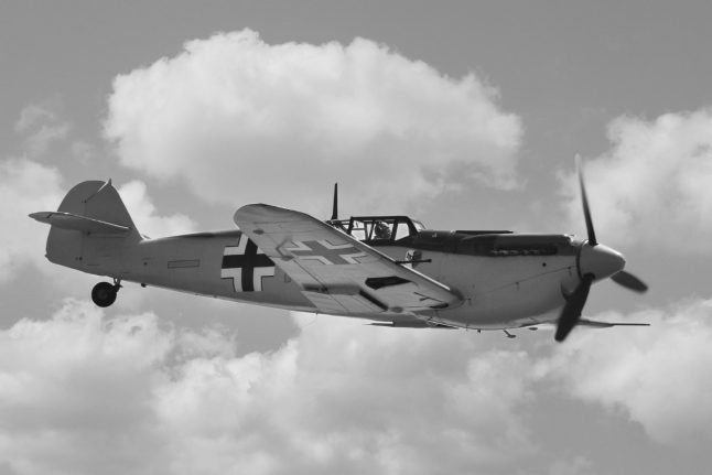 German pilot from buried Denmark WW2 aircraft identified