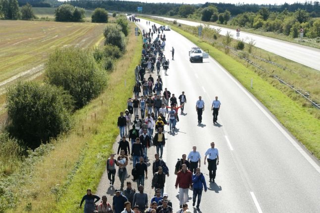 Danish government wants to turn away child refugees at the border
