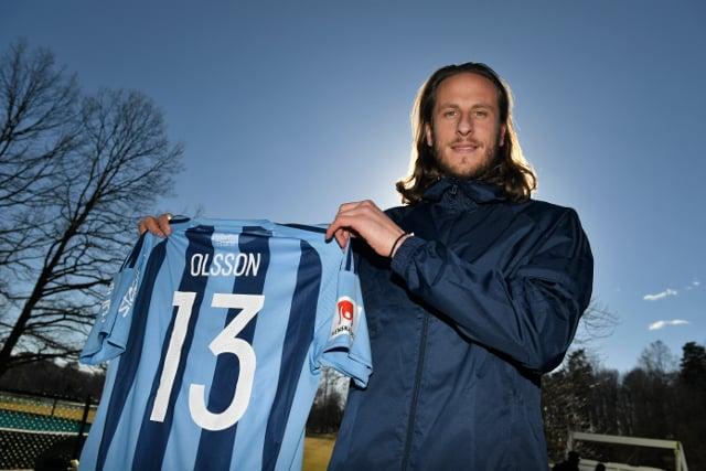 Confirmed: Jonas Olsson swaps Premier League for Allsvenskan