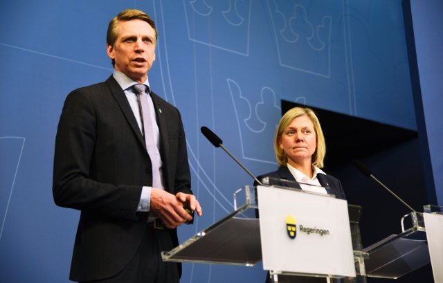 Swedish government wants new tax on airline tickets