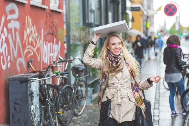 Denmark no longer world's happiest country: report