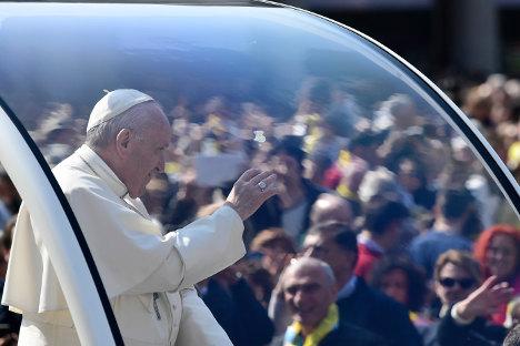 Vatican confirms Pope's Ireland visit