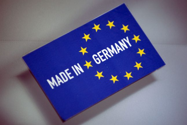 Eight in ten Germans think the EU needs to be reformed