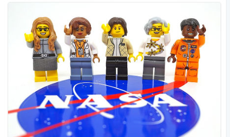 Lego honours 'Women of NASA' with figures