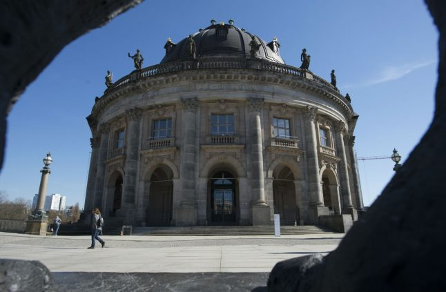€1 million gold coin stolen from iconic Berlin museum