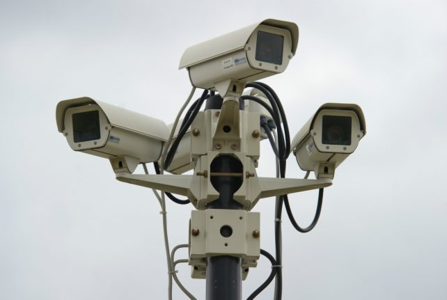 Germany passes law increasing video surveillance in public