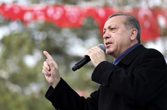 'Nazi measures': Erdogan launches scathing attack against Merkel