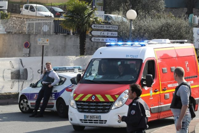 France high school shooting: Armed pupil arrested after opening fire
