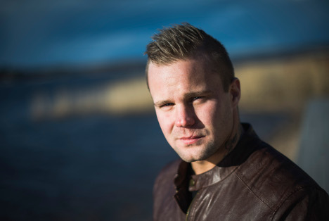 After neo-Nazi youth, Swede teaches the value of tolerance