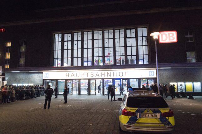 Düsseldorf axe attack suspect had 'history of mental illness'