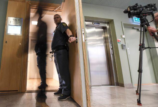 Three men remanded in double murder probe