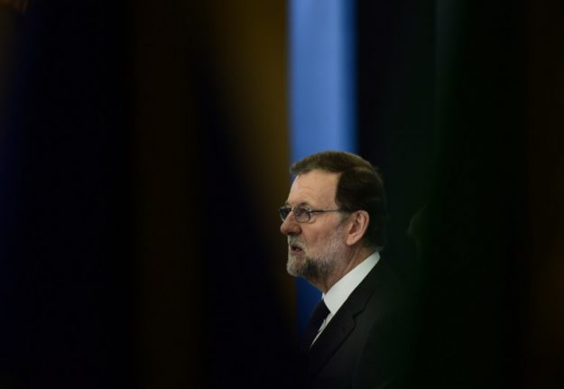 Spain's Rajoy still unscathed from corruption scandals