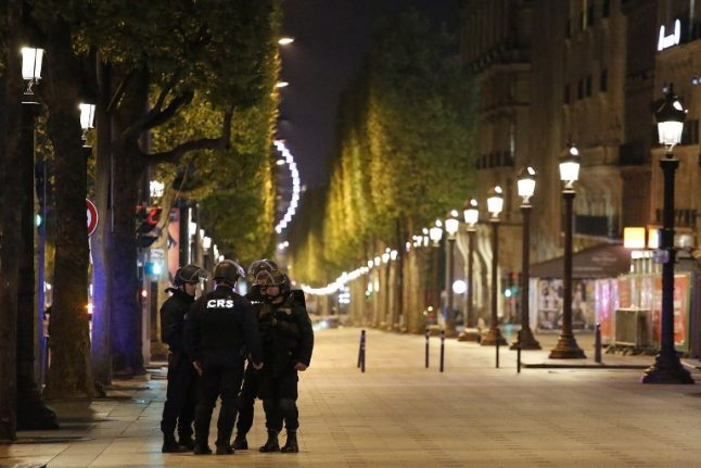 Champs-Elysées gunman: An unstable criminal who 'hated French police'