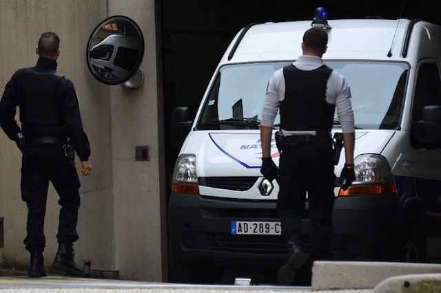 Briton gets 30 years for French jogger's murder