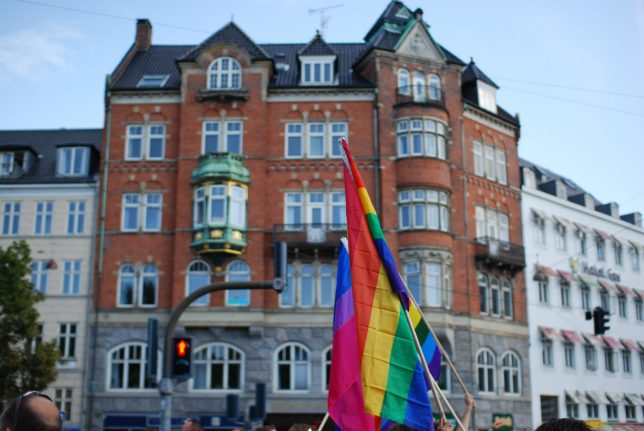 Denmark wants to attract major LGBTI events to Copenhagen