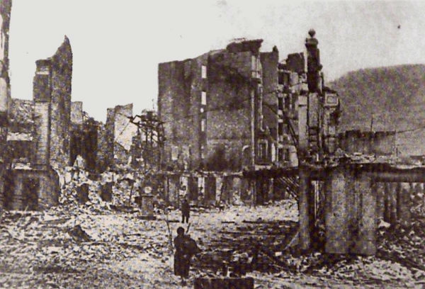 80 years on from the Guernica bombing and Spain is still struggling to honour historical memory