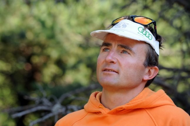 Famed Swiss climber Ueli Steck dies on Everest