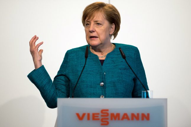 Merkel criticizes Berlin and NRW for anti-terror failings