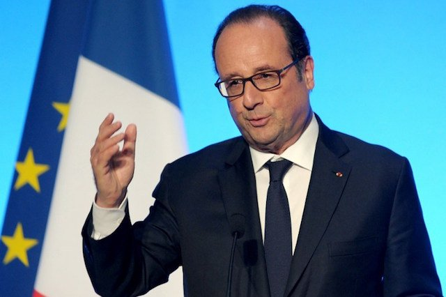 France's Hollande says Britain must pay price for Brexit