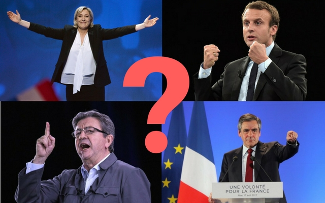 Who will be the next French president: The six scenarios facing France