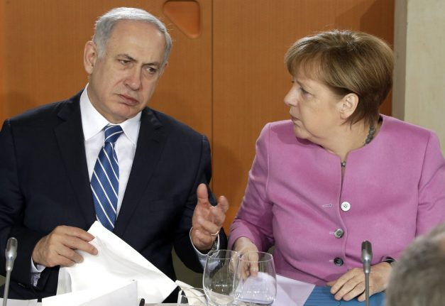 Is the special relationship between Germany and Israel in trouble?