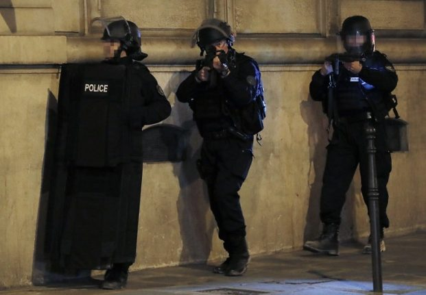 Paris: French police officer killed in terrorist shooting on Champs Elysées