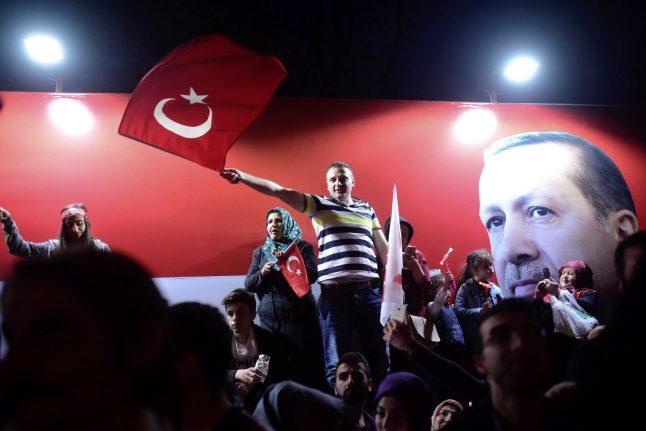'No EU membership' for Turkey: Danish politicians
