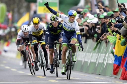 Tour de Romandie kicks off as rain ends prolonged dry spell