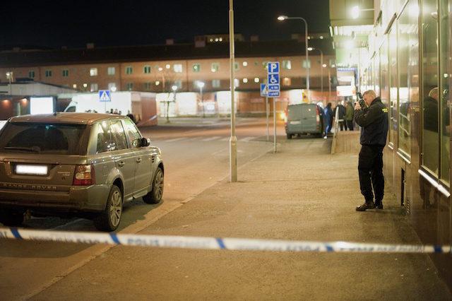 Bomb squad responded to suspicious item in Gothenburg