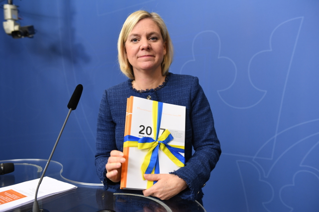 'The Swedish model can continue to deliver'
