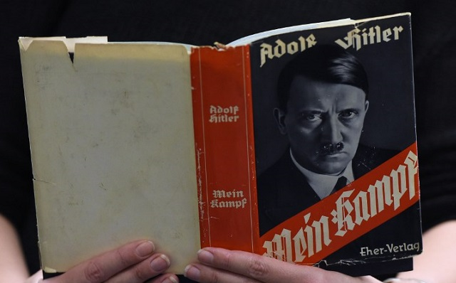 Italian version of Mein Kampf 'can help us avoid making the same mistakes again'