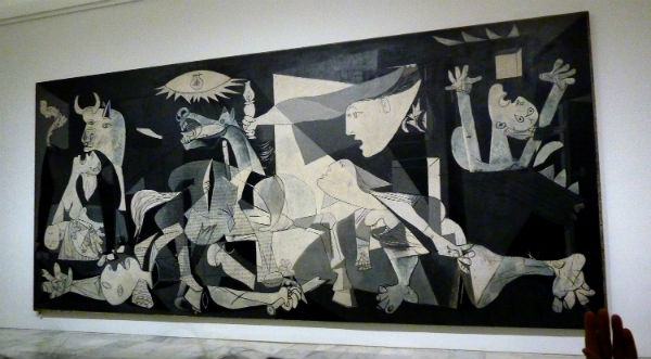 80 years on, Picasso's powerful anti-war Guernica still resonates
