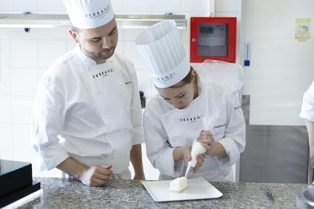 'I didn't consider anywhere else': studying at top culinary school Ferrandi Paris